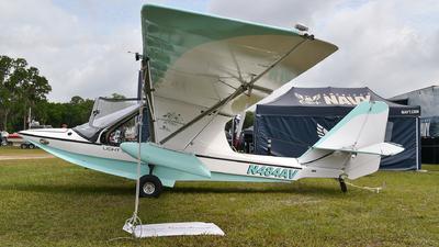 N484AV - Aero Adventure Aventura II - Private