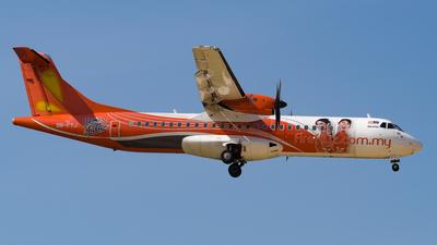 A picture of 9MFYJ - ATR 72500 - Firefly - © Alexander Listopad