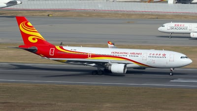 B-LNC - Airbus A330-223 - Hong Kong Airlines