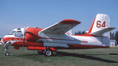 C-FOPU - Conair S-2 Firecat - Conair Aviation