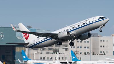 B-1217 - Boeing 737-89L - Air China Inner Mongolia