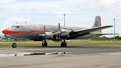 N381AA - Douglas DC-7B(F) - American Airlines