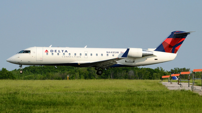 N449SW - Bombardier CRJ-200ER - Delta Connection (SkyWest Airlines)