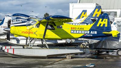 C-FJOS - De Havilland Canada DHC-2 Mk.I Beaver - Harbour Air