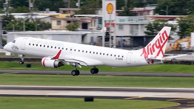 2-HZPR - Embraer 190-100IGW - Virgin Australia Airlines