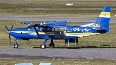 A picture of VHZMV - Cessna 208 Caravan I - [20800083] - © HillsJayden