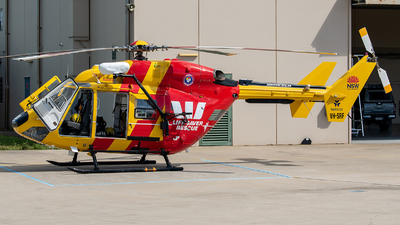 VH-SRF - Eurocopter BK117C-1 - Westpac Rescue Helicopter Service