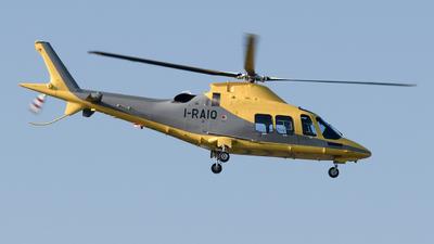 I-RAIQ - Agusta-Westland AW-109SP GrandNew - Agusta-Westland