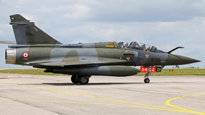 647 - Dassault Mirage 2000D - France - Air Force