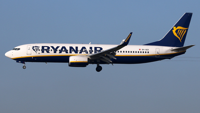 9H-QEK - Boeing 737-8AS - Malta Air (Ryanair)