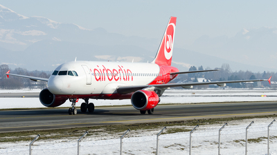 D-ABGO - Airbus A319-112 - Air Berlin