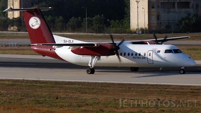A picture of 5ADLX - De Havilland Canada Dash 8300 -  - © Buzu