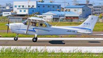 JA41UK - Cessna 172S Skyhawk SP - Sojo University