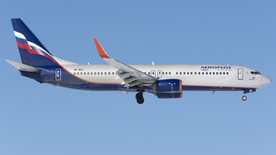 A picture of VPBGI - Boeing 7378LJ - Aeroflot - © SN7756