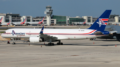 N818NH - Boeing 757-256 - Amerijet International