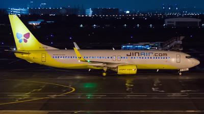 HL8016 - Boeing 737-8SH - Jin Air