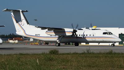 N60FE - Bombardier Dash 8-311 - Fayard Enterprises