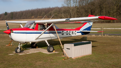 G-DENC - Reims-Cessna F150G - Private