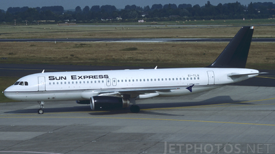 EI-TLG - Airbus A320-231 - SunExpress (Translift Airways)