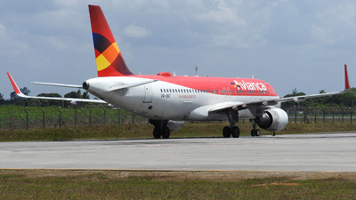 PR-ONT - Airbus A320-214 - Avianca Brasil