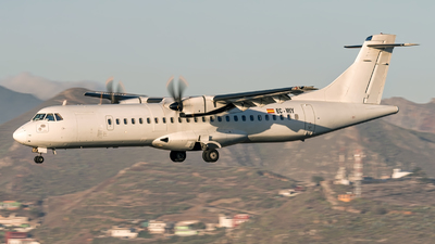 EC-MIY - ATR 72-212A(500) - Canaryfly