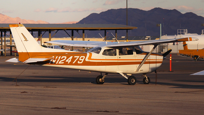 N12479 - Cessna 172M Skyhawk - Private