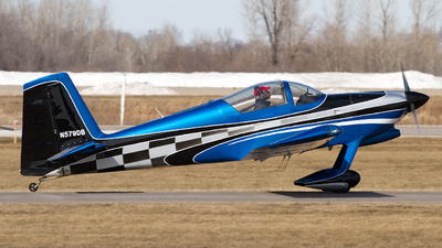 N579DB - Vans RV-9 - Private
