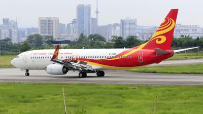 B-7887 - Boeing 737-8XY - Yangtze River Express