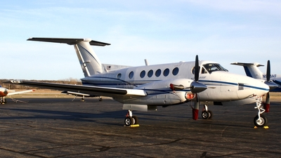 N770PB - Beechcraft 200 Super King Air - Private