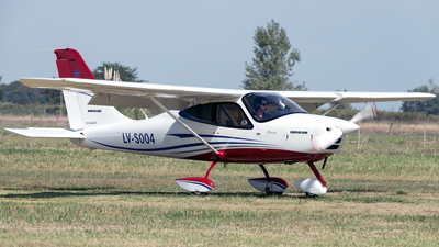 LV-S004 - Tecnam P2008 - Private