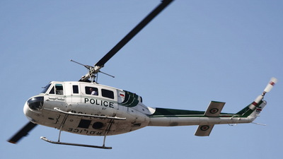 1615 - Agusta-Bell AB-205 - Iran - Police Aviation