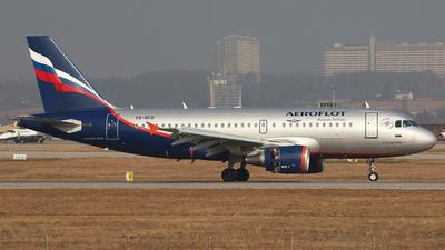 VQ-BCO - Airbus A319-111 - Aeroflot