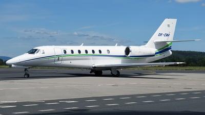 OK-EMA - Cessna 680 Citation Sovereign - SmartWings