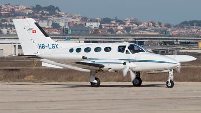 HB-LSX - Cessna 414 Chancellor - Private