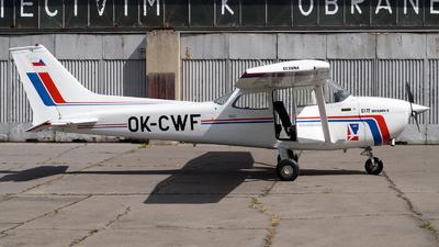 OK-CWF - Reims-Cessna F172M Skyhawk II - Aero Club - Czech Republic