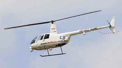 PP-HLI - Robinson R44 Raven II - Helisae - Serviço Aéreo Especializado