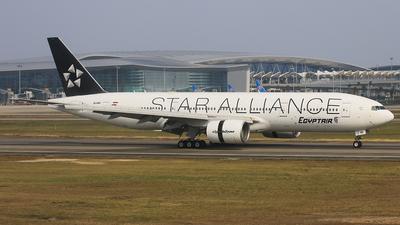 SU-GBR - Boeing 777-266(ER) - EgyptAir
