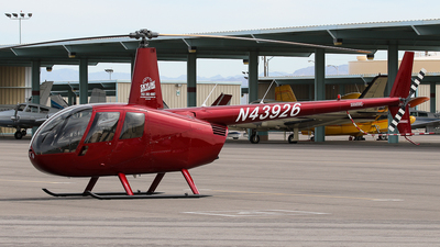 A picture of N43926 - Robinson R44 Raven II - [12884] - © BaszB