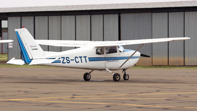 ZS-CTT - Cessna 172C Skyhawk - Westline Aviation