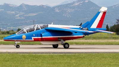 E73 - Dassault-Breguet-Dornier Alpha Jet E - France - Air Force