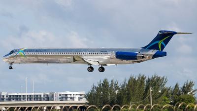 N801WA - McDonnell Douglas MD-83 - World Atlantic Airlines