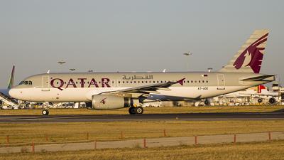A7-ADE - Airbus A320-232 - Qatar Airways