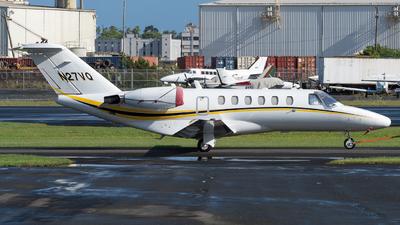 N27VQ - Cessna 525 Citationjet CJ2 - Private