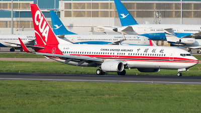 B-1471 - Boeing 737-89P - China United Airlines