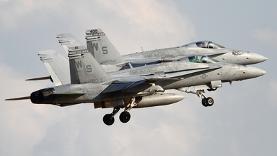 164873 - McDonnell Douglas F/A-18C Hornet - United States - US Marine Corps (USMC)