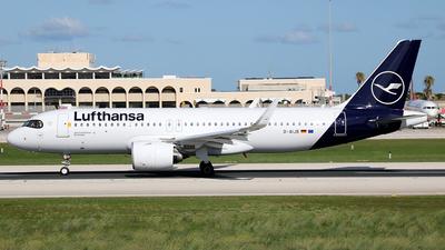 D-AIJB - Airbus A320-271N - Lufthansa