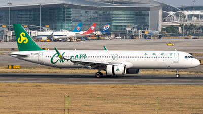 B-321F - Airbus A321-253NX - Spring Airlines