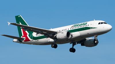 EI-IMV - Airbus A319-111 - Alitalia