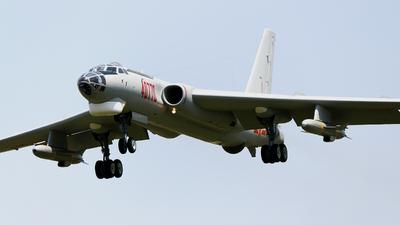 40770 - Xian H-6M - China - Air Force