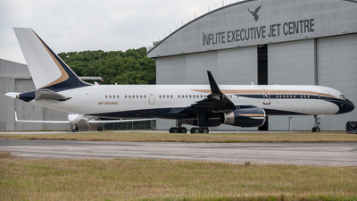 M-RISE - Boeing 757-23N - Talos Aviation